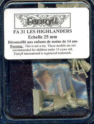 Fenryll 1 Blister Fa 31 Les Highlanders