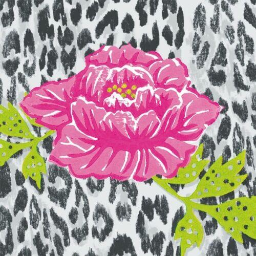 33x33 serviettentechnik burlesque Rose ppd 20 servilletas