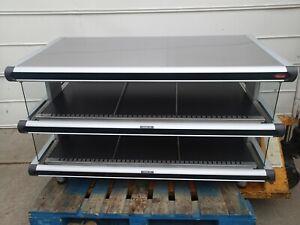 Hatco GRS-30-G Glo-Ray Heated Shelf