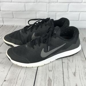 Nike-Mens-Flex-Experience-RN-4-Black-Athletic-Cross-Training-Shoes-Size-10