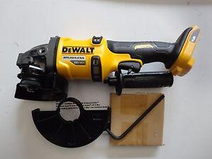 DEWALT-DCG414B-60V-Volt-max-Flexvolt-4-1-2-034-6-034-Cut-off-Tool-Angle-Grinder-New
