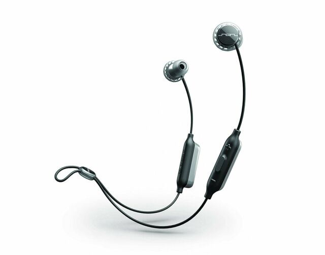 SOL Republic Relays Sport Wireless Earbuds Ultra-Light Weight Black SOL-EP1170GY