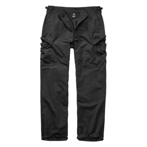 Brandit Pantaloni BDU Ripstop Trouser Nero