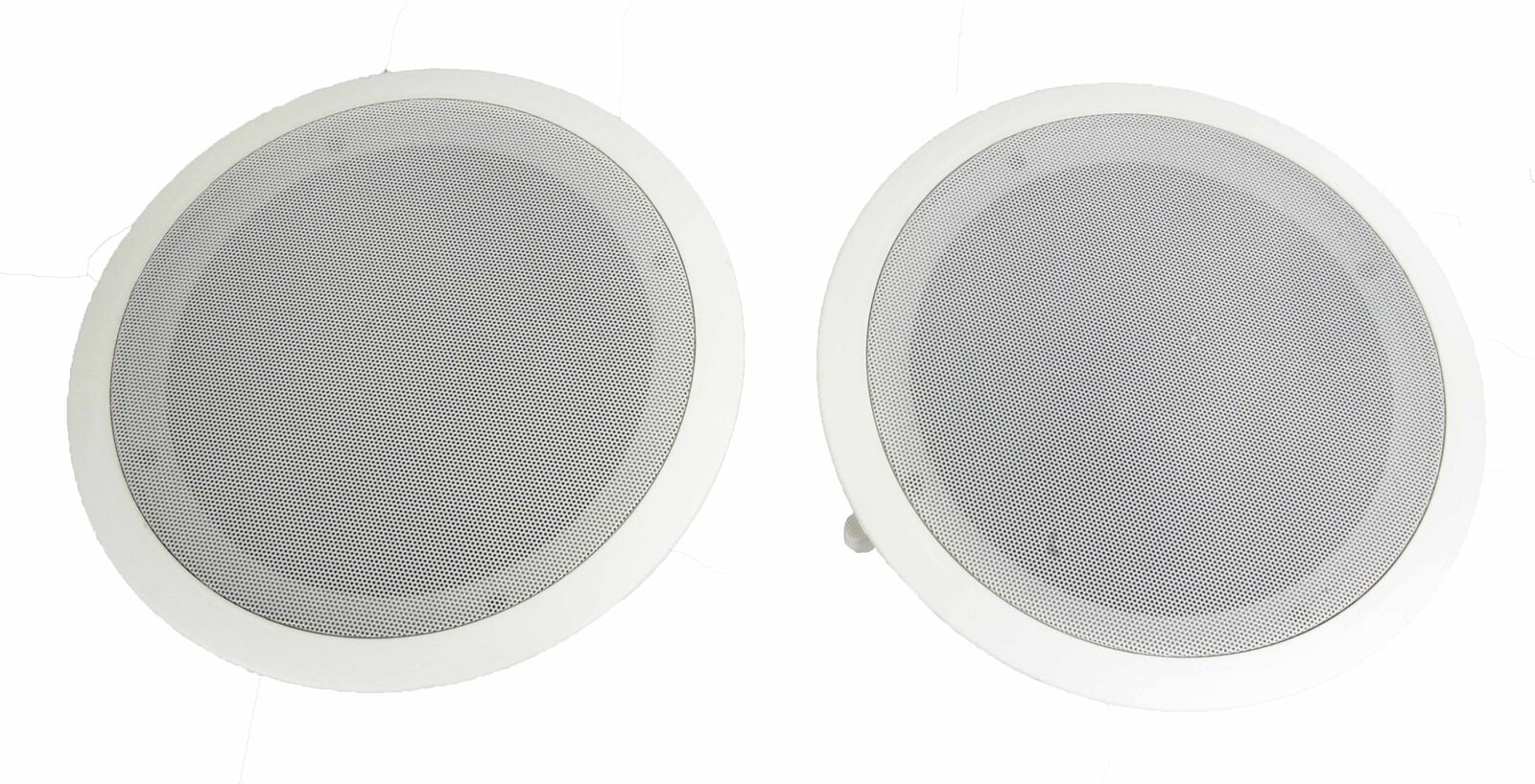 Pyle 8 Inch 500W 2 Way In Wall Ceiling Home Speakers System Audio Stereo (Pair)