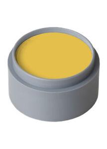 Grimas 202 Yellow Ochre Face Paint 15ml