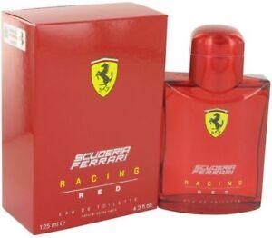 7aac1c56a SCUDERIA RACING RED   Ferrari 4.2 oz   125 ml Eau de Toilette Men ...