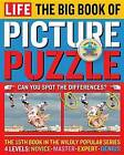 Life the Big Book of Picture Puzzle by Editors of Life (Paperback / softback, 2012)