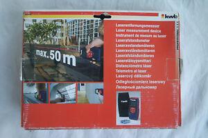 Kwb laser entfernungsmesser distanzmesser ld ebay