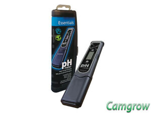 hydroponics Tester Essentials pH Pen Digital Acidity Meter
