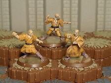 Shaolin Monks - Heroscape - Wave 3 - Jandar's Oath - Free Shipping Available