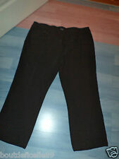 Pantalon PAUSE CAFE Taille 52 - Marron ! Classique et chic
