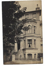 ST LEONARDS ON SEA House at Kenilworth Road RP Postcard, Unposted