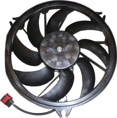 avec climat Refroidisseur ventilateur refroidisseur ventilateur ventilateur moteur pour Peugeot 206 206