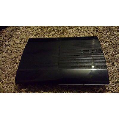 Sony PlayStation 3 12GB Charcoal Black Spielekonsole (CECH-4004A - PAL)