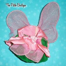 """CABBAGE PATCH KIDS MINI FAIRIES FAIRY 8"""" DOLL REPLACEMENT ROSE FLOWER OUTFIT"""