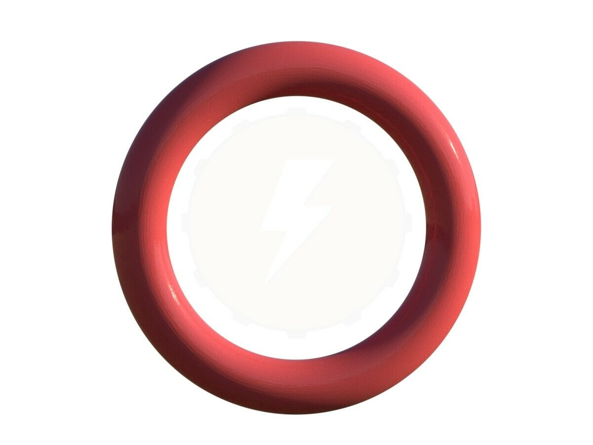 Silicone O-Ring - 15 16  OD X 11 16  ID X 1 8  Cross Section - 70 Duro
