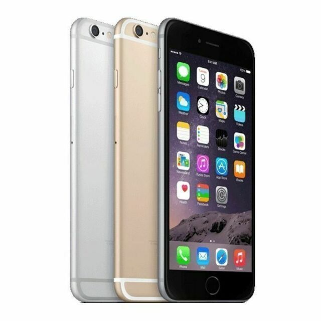 NEAR MINT Apple iPhone 6 16GB Space Gray (AT&T)