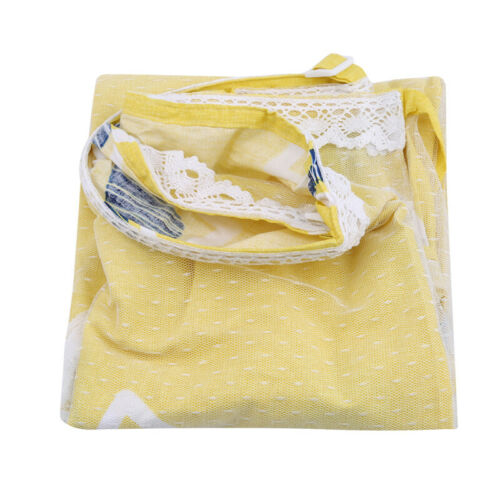 Baby Breastfeeding Cover Nursing Scarf Cover Up Feeding Cotton Scarf Apron CB