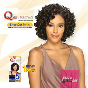 Image Is Loading Oprah Cosmo 5pcs Que By Milkyway Human Hair