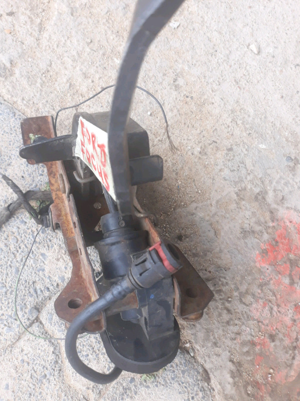 Ford Focus/Fiesta Clutch Master Cylinder With Pedal