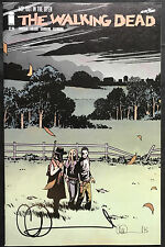 IMAGE COMICS THE WALKING DEAD #147 SIGNED BY CHARLIE ADLARD with COA
