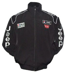 blouson Jacket In Brodery Jeep Team Racing All Logo R51RYwdq