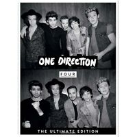 One Direction Four Yearbook Edition Deluxe Ultimate Cd