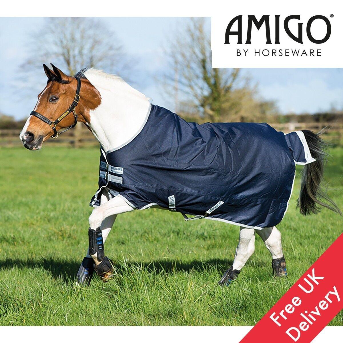 Horseware Amigo Bravo 12 0g Lightweight Turnout Rug