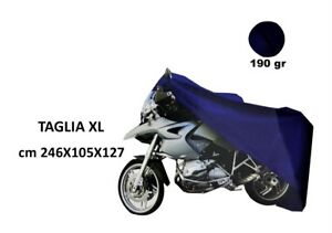 Moto Mobile Garage Telo Moto Telone Copertura TAGLIA L