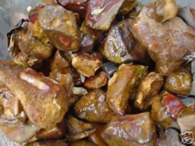 10 specimens YOWAH NUT BOULDER MATRIX OPAL -Great value