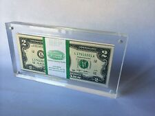 MONEY-SAF Currency case for US small size pack of 100 bills