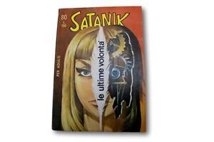 SATANIK-ORIGINALE-EDIZIONI-CORNO-N-80-SK-080