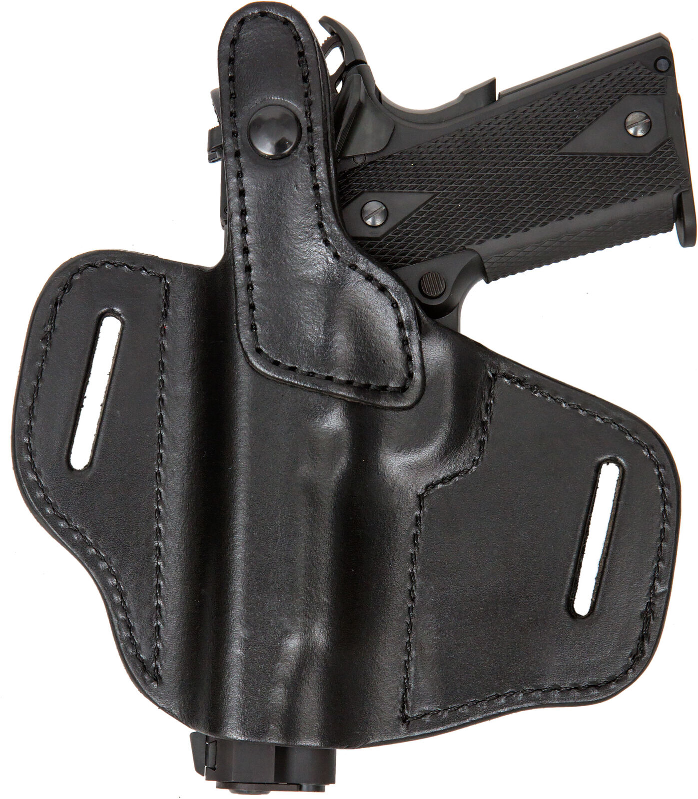 On Duty For Conceal RH LH OWB Leder Gun Holster For Duty Hi-Point 9c 162bc9