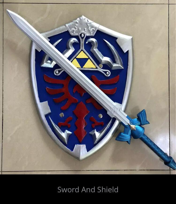 Cosplay  The Legend of Zelda Skyward Sword & Shield Set