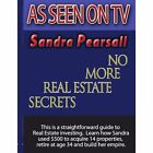 No More Real Estate Secrets 9781438936512 by Sandra Pearsall Paperback