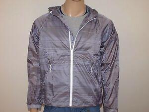 ARMANI-EXCHANGE-Authentic-Printed-Jacket-Grey-NWT