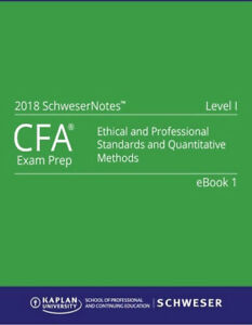 2018-CFA-Level1-Kaplan-Schweser-Notes-Books-1-5-Exam-Quick-Sheet