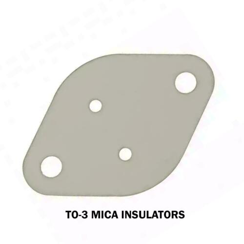 TO-3 Power Transistor Mica Insulator