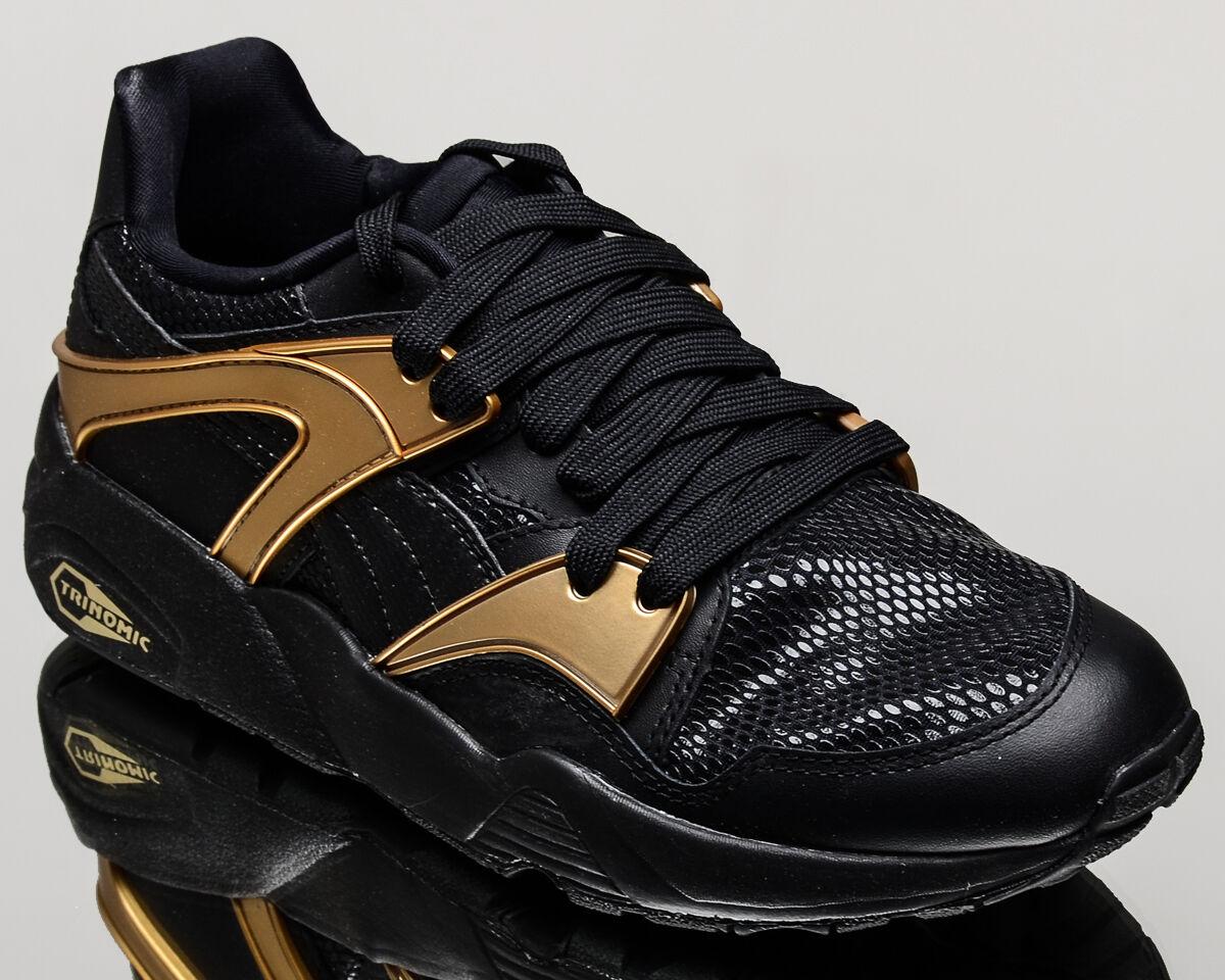 Puma WMNS Blaze Gold women lifestyle casual sneakers NEW black Brand discount