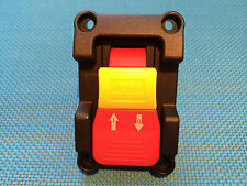 ON / OFF  SAW & MOTOR SWITCH & MOUNTING PLATE 2HP 20A 110V 115V  W/ SAFETY KEY