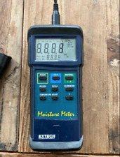 Extech 407777 Heavy Duty Moisture Meter