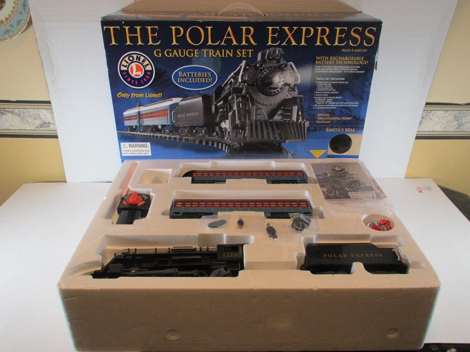 Lionel SCALA G Polar Express Set 711022 OB PLUS autotone