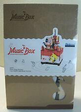 3D WOODEN PUZZLE/MUSIC BOX KIT-BIRTHDAY THEME-DIY-ROBOTIME
