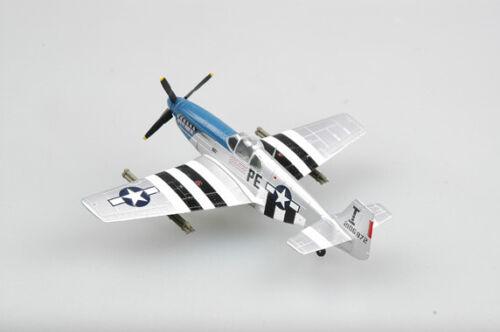 Easy Model 1//72 US P-51B Mustang Fighter 1st Lieutenant John F.Thornell Jr#36355