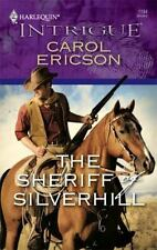 The Sheriff of Silverhill-ExLibrary