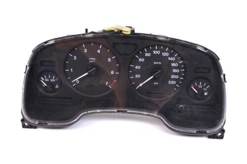 original Opel Astra G Tacho Tachometer km//h Kombiinstrument Benziner 09181206 BL
