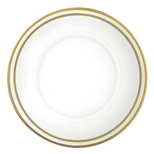 Arte Italica semplice Salade Dessert Plate-Lot de 4