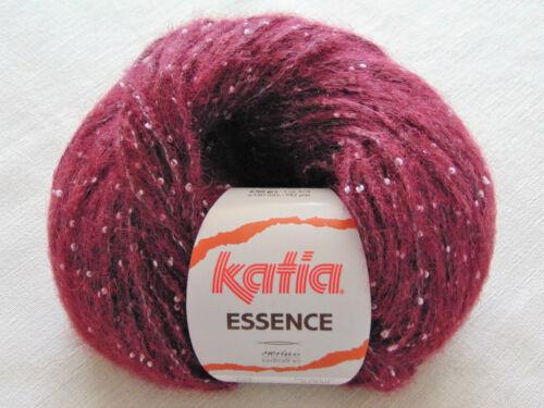 ESSENCE 50g Katia Wolle 100g // 11,90€ Garn