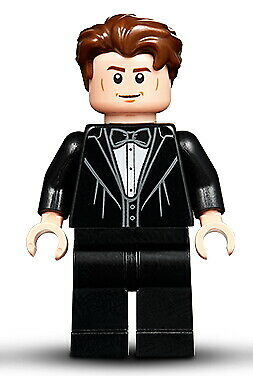 LEGO ® Minifigs-Harry Potter-hp188-CEDRIC CEDRIC 75948