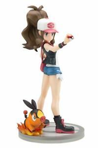 ARTFX J Hilda Touko with Tepig 1/8 Figure Pokemon KOTOBUKIYA FROM JAPAN NEW.